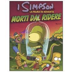 I Simpson. La paura fa novanta. Morti dal ridere