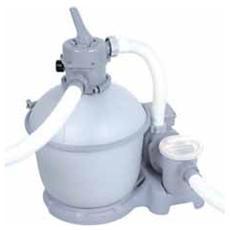 Pompa filtrante a sabbia da 5678 lt / h per piscine