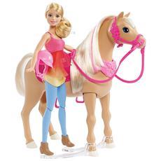 MATTEL - Barbie Balla Con Tawny