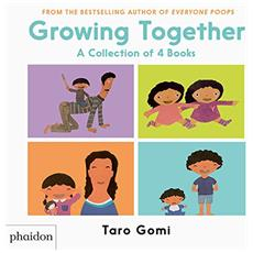 Growing toghether: a collection of 4 books