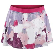 Gonna Vision Graphic Skirt Fantasia Viola S