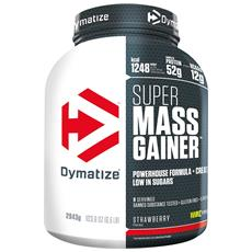 Super Mass Gainer 6.5 Lbs (2943g) - Dymatize - Gainers, Mass Gainers-vaniglia