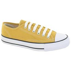 SPOT ON - Scarpe Di Tela Bambino (38 Eu) (giallo) acf09a0931a