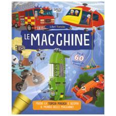 Macchine. Libri Torcia. Ediz. A Colori. Con Gadget