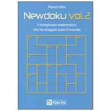 Newdoku. Vol. 2