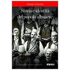 Storia e identità del popolo albanese