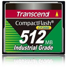 512MB INDUSTRIAL Compact Flash ULTRA