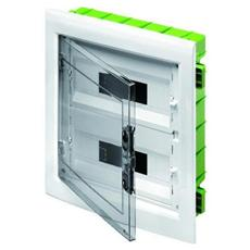 Centralino protetto 24 Moduli Green Wall