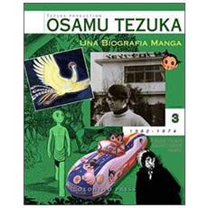 Biografia manga. Il sogno di creare fumetti e cartoni animati (Una) . Vol. 3