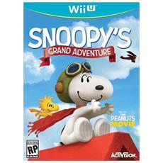 WIIU - La Grande Avventura di Snoopy