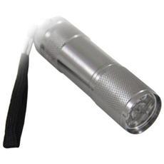 Torcia in Alluminio a LED