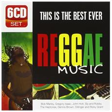 Reggae Music - This Is The Best Ever (6 Cd)