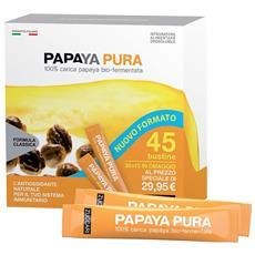 Papaya Pura Bio-fermentata 45 Bustine - 3g