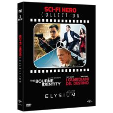 Sci-Fi Hero Collection (3 Dvd)