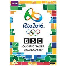 DVD dei Giochi Olimpici di Rio 2016