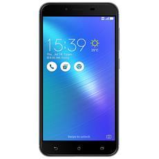 "Zenfone 3 Max ZC553KL Grigio 32 GB 4G/LTE Dual Sim Display 5.5"" Full HD Slot Micro SD Fotocamera 16 Mpx Android Italia"