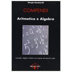 Compendi. Aritmetica e algebra