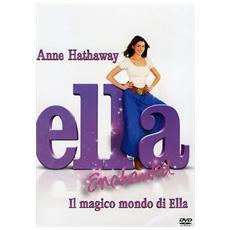 Dvd Ella Enchanted - Il Magico Mondo. . .