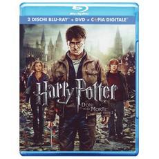 Harry Potter E I Doni Della Morte - Parte 2 (2 Blu-Ray+Dvd+Copia Digitale)
