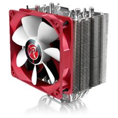 Dissipatore THEMIS EVO Per CPU Intel Socket 775 / 1366 / 1156 / 1155 / 1150 / 2011 e AMD Socket AM2 / AM2+ / AM3 / AM3+ / FM1 / FM2 / FM2+ Ventola PWM