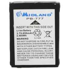 Pacco Batterie C783 PB777 Lith X777 Alan