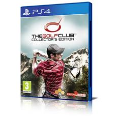 PS4 - The Golf Club Collector's Edition