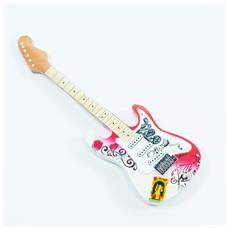 Magnete forma chitarra - Jimi Hendrix - Monterey Pop