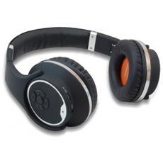Cuffie con Microfono per PC Connessione Bluetooth Nera 10 m