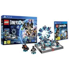 WARNER BROS - PS4 - LEGO Dimensions Starter Pack