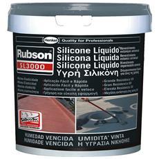 Silicone Liquido Grigio 5 Kg