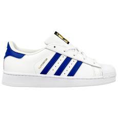 Superstar Ba8383 Colore: Azzuro-bianco Taglia: 28.0