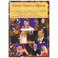 Agnes Baltsa Neil Shicoff Penderecki Orchestra Dresden - Carmen Bizet Puccini Tosca Great Stars Of Opera