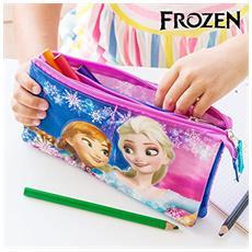 Astuccio Scuola 3d Frozen