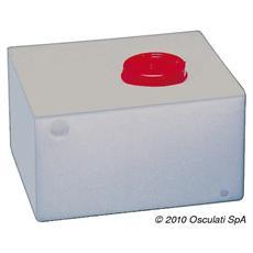 Serbatoio rigido acqua 105 l