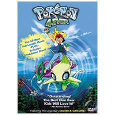 Dvd Pokemon - 4ever