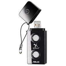 Xonar U3 Amplificatore Audio per Notebook USB 2.0