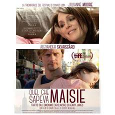 Dvd Quel Che Sapeva Maisie