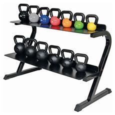 Rastrelliera porta Kettlebell, allenamento funzionale, MF536 Movi Fitness