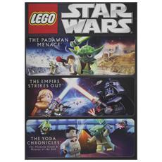 Lego - Star Wars - La Trilogia (3 Dvd)