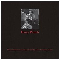 Harry Partch - Plectra And Percussion Dances-satyr-play