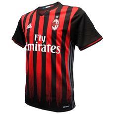 Maglia Milan Home Jr 16/17 Rosso Nero 13/14a