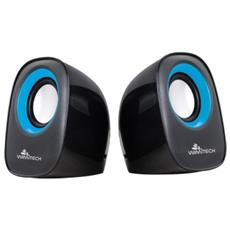 Casse Audio Multimediali 3,5x2