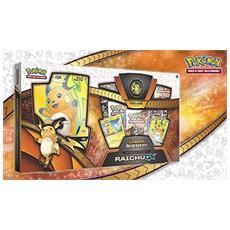 Pokemon Leggende Iridescenti Raichu GX - Day one: 05/01/18