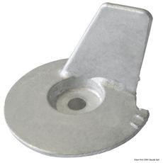 Anodo alluminio Tohatsu 4/6 HP - 2/4 tempi