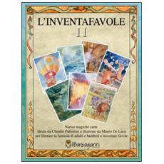 L'inventafavole. Con carte. Ediz. italiana, inglese, tedesca e spagnola. Vol. 2