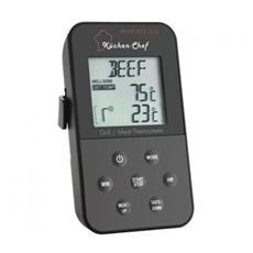 Termometro e timer digitale per barbecue