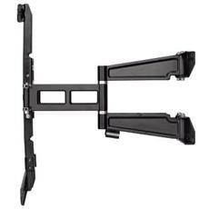 "Supporto per LCD ""Full Motion TV"", XL, 127cm (50"") , 35 kg, Vesa 400x400, 3 snodi, nero, 5 stelle"