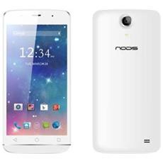 "ND-505 Bianco 8 GB 4G/LTE Dual Sim Display 5"" HD Slot Micro SD Fotocamera 8 Mpx Android Italia"