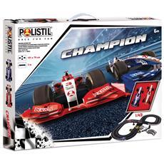 Pista Formula Champion Con 2 Veicoli 1:43