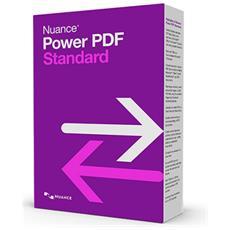 NUANCE - Power PDF 2.0 Standard per Windows Box Full 1...